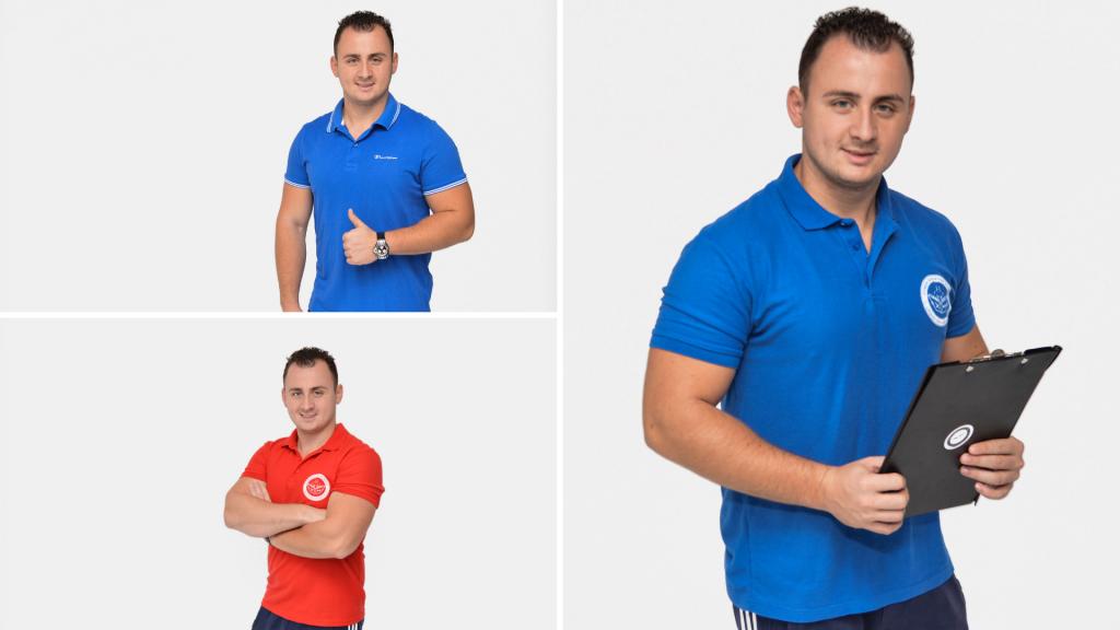 Iulian Dinu C.E.O Fitness Education School