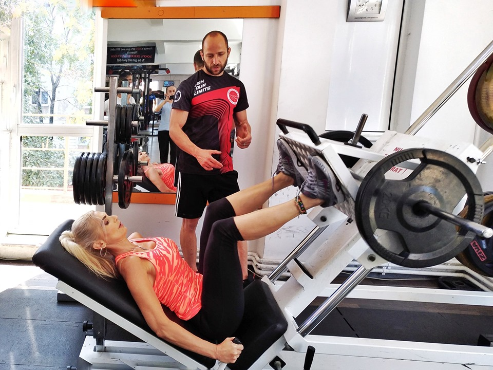 Curs Instructor Fitness & Personal Trainer